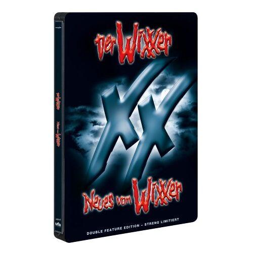 Oliver Kalkofe - Der Wixxer / Neues vom Wixxer (2 DVDs, Steelbook) [Limited Edition] - Preis vom 14.06.2021 04:47:09 h