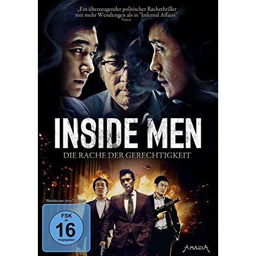 Min-ho Woo - Inside Men - Die Rache der Gerechtigkeit - Preis vom 11.06.2021 04:46:58 h
