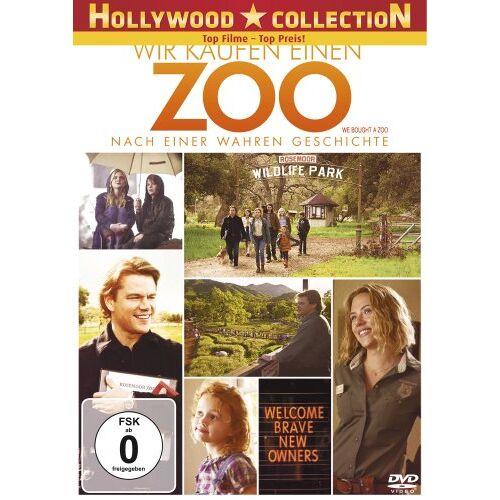 Cameron Crowe - Wir kaufen einen Zoo - Preis vom 23.07.2021 04:48:01 h