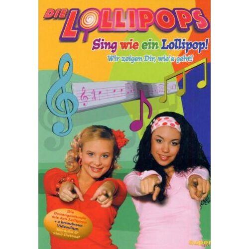Die Lollipops - Sing wie ein Lollipop! - Preis vom 22.06.2021 04:48:15 h