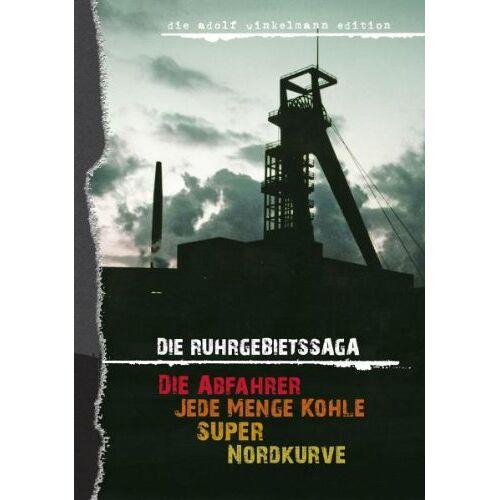 - Die Ruhrgebietssaga (4 DVDs) - Preis vom 02.08.2021 04:48:42 h