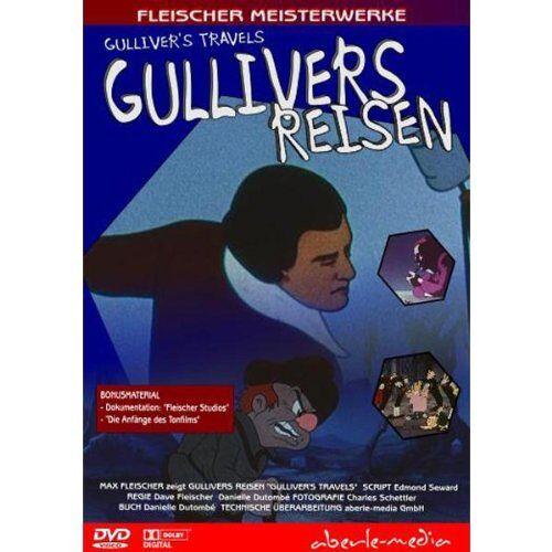 Dave Fleischer - Gullivers Reisen (inkl. Fleischer Traumfabrik) - Preis vom 09.06.2021 04:47:15 h