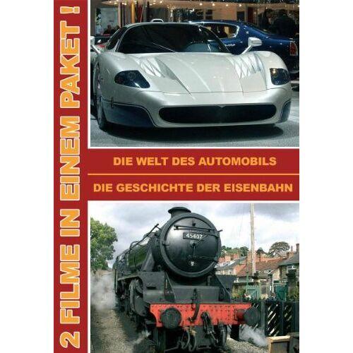 - Die Welt des Automobils & Die Geschichte der Eisenbahn - Preis vom 02.08.2021 04:48:42 h