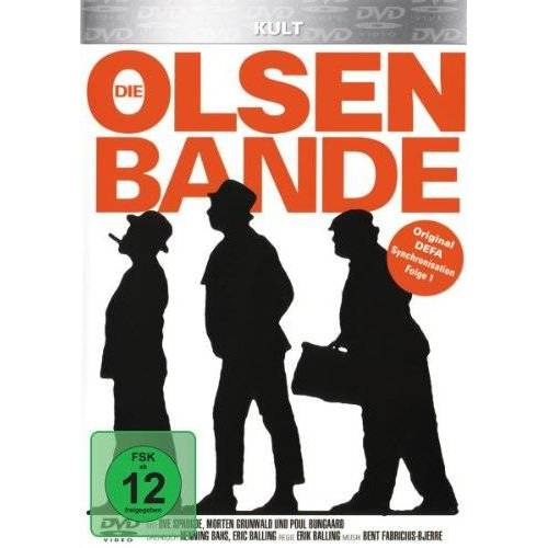 Erik Balling - Die Olsenbande - Preis vom 09.06.2021 04:47:15 h