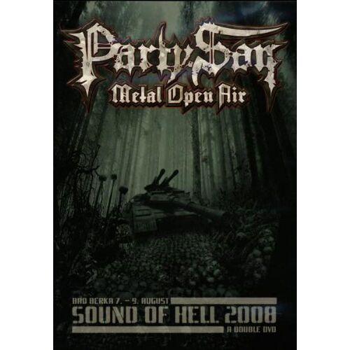 Various - Various Artists - Partysan Openair 2008 [2 DVDs] - Preis vom 12.06.2021 04:48:00 h
