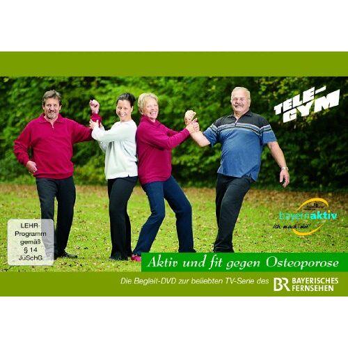 Mia Schmidt - Tele-Gym 26 - Aktiv und Fit gegen Osteoporose - Preis vom 09.06.2021 04:47:15 h