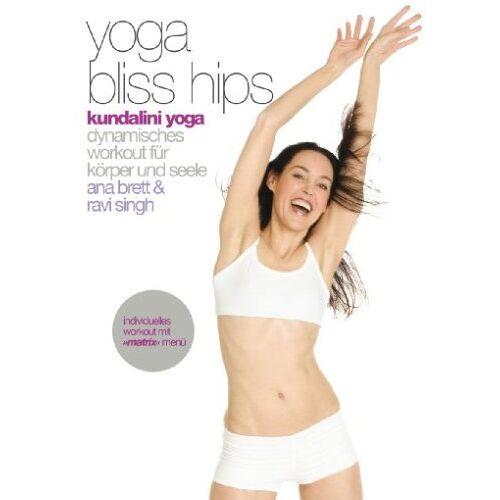 Ravi Singh - Yoga Bliss Hips - Kundalini Yoga - Preis vom 16.10.2021 04:56:05 h