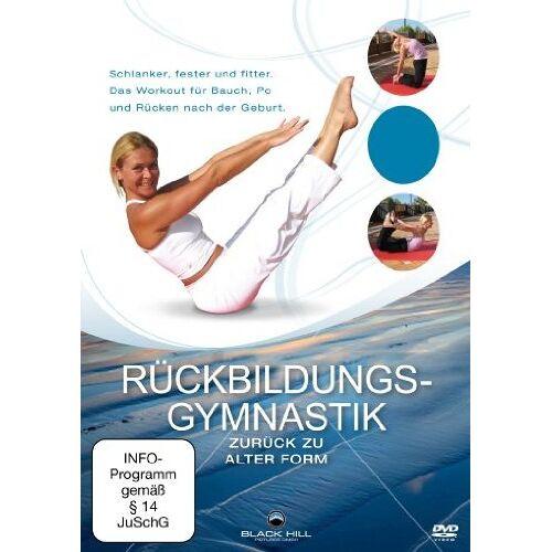 Ken Gray - Rückbildungsgymnastik - Zurück zu alter Form - Preis vom 30.07.2021 04:46:10 h