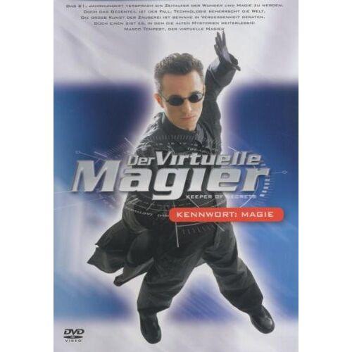 Amanda Byron - Der virtuelle Magier - Kennwort: Magie [2 DVDs] - Preis vom 15.06.2021 04:47:52 h