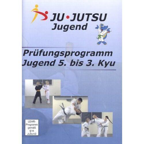 - Ju-Jutsu - Prüfungsprogramm Jugend 5. bis 3. Kyu - Preis vom 21.06.2021 04:48:19 h