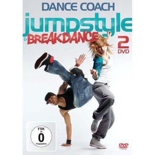 Aq - Dance Coach - Jumpstyle & Breakdance [2 DVDs] - Preis vom 13.06.2021 04:45:58 h