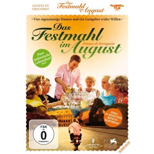 Gianni Di Gregorio - Das Festmahl im August - Preis vom 21.06.2021 04:48:19 h