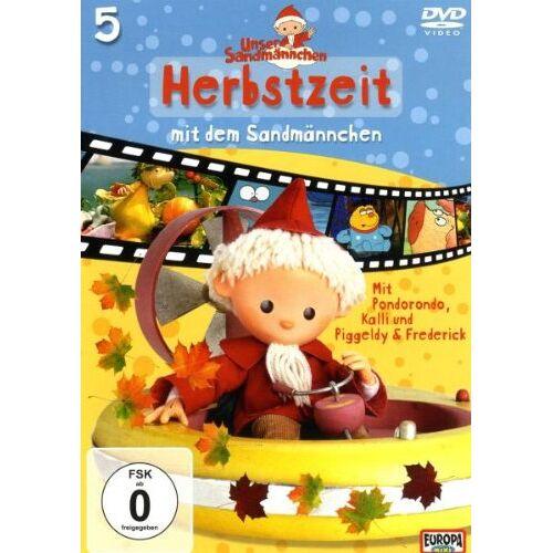 - Unser Sandmännchen 5 - Herbstzeit mit dem Sandmännchen - Preis vom 11.06.2021 04:46:58 h