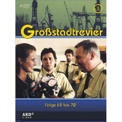 Jan Fedder - Großstadtrevier - Box 3 (Staffel 8) (4 DVDs) - Preis vom 12.06.2021 04:48:00 h