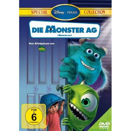 Peter Docter - Die Monster AG (Special Collection) - Preis vom 26.07.2021 04:48:14 h