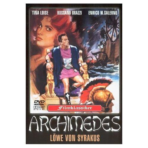 Rossano Brazzi - Archimedes - Löwe von Syrakus - Preis vom 19.06.2021 04:48:54 h