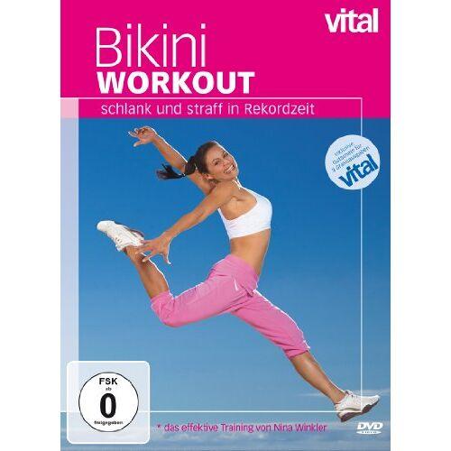 Becker Vital - Bikini Workout: Schlank und straff in Rekordzeit - Preis vom 22.06.2021 04:48:15 h
