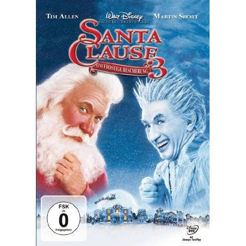 Michael Lembeck - Santa Clause 3 - Eine frostige Bescherung - Preis vom 19.06.2021 04:48:54 h