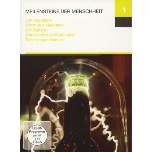 - Meileinsteine 1 (Der Supraleiter / Strom aus Magneten / Die Batterie / Der elektrische Widerstand / Elektromagnetismus) - Preis vom 13.06.2021 04:45:58 h