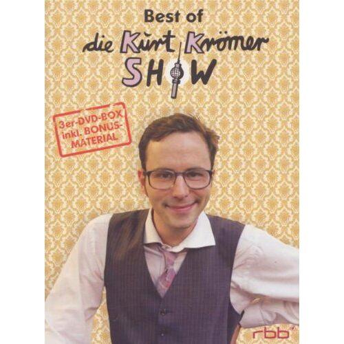 Kurt Krömer - Die Kurt Krömer Show - Best of [3 DVDs] - Preis vom 19.06.2021 04:48:54 h