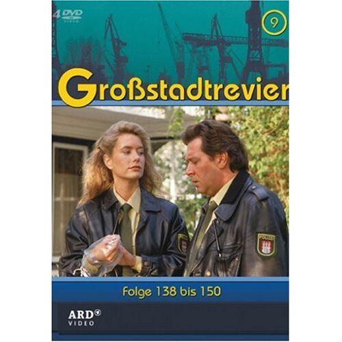 Jan Fedder - Großstadtrevier - Box 9 (Staffel 14) (4 DVDs) - Preis vom 12.06.2021 04:48:00 h