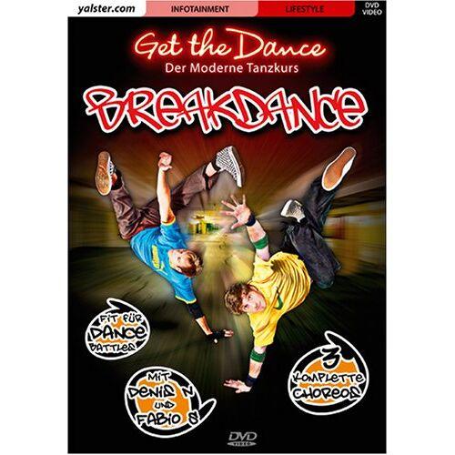 Markus Schöffl - Get the Dance - Breakdance - Preis vom 13.06.2021 04:45:58 h