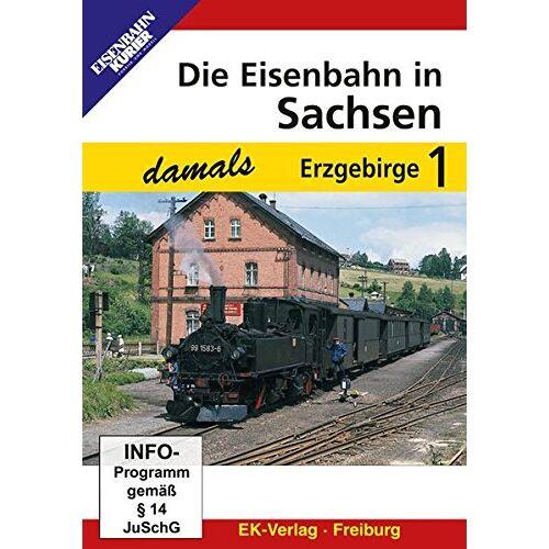 - Die Eisenbahn in Sachsen - Erzgebirge 1 - Preis vom 02.08.2021 04:48:42 h
