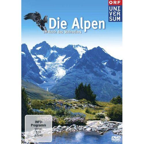 Michael Schlamberger - Die Alpen - Im Reich des Steinadlers - Preis vom 09.06.2021 04:47:15 h