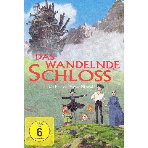 Hayao Miyazaki - Das wandelnde Schloss - Preis vom 21.06.2021 04:48:19 h