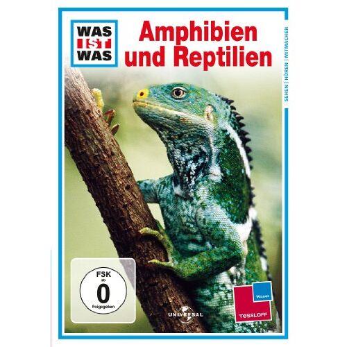 - WAS IST WAS TV: Amphibien und Reptilien - Preis vom 14.06.2021 04:47:09 h