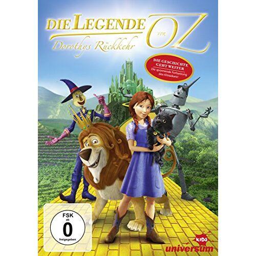 Will Finn - Die Legende von Oz - Dorothys Rückkehr - Preis vom 11.06.2021 04:46:58 h