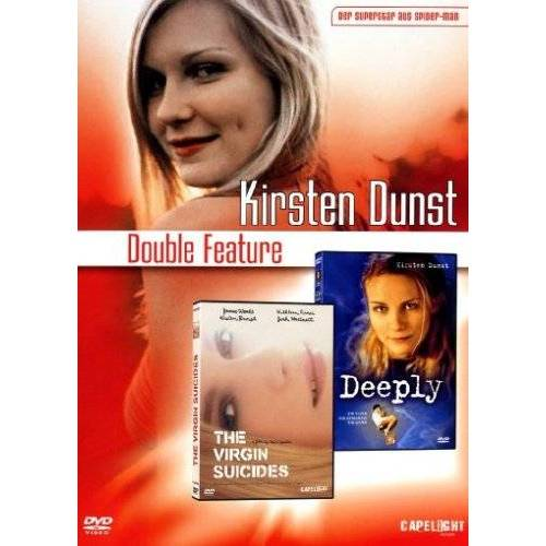 Kirsten Dunst - Kirsten Dunst Double Feature [2 DVDs] - Preis vom 17.10.2021 04:57:31 h