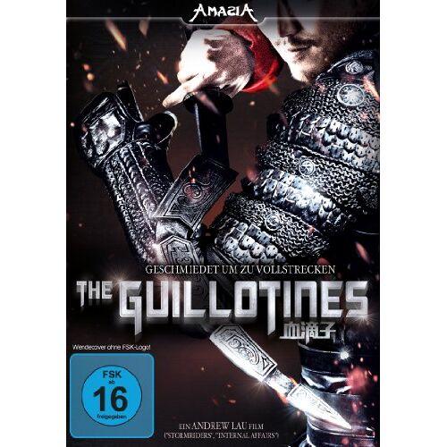 Wai-keung Lau - The Guillotines - Preis vom 12.06.2021 04:48:00 h