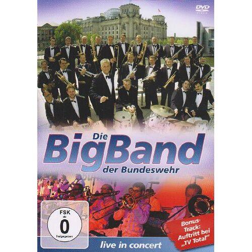 Die Big Band der Bundeswehr - Die Big-Band der Bundeswehr - Live in Concert - Preis vom 27.07.2021 04:46:51 h