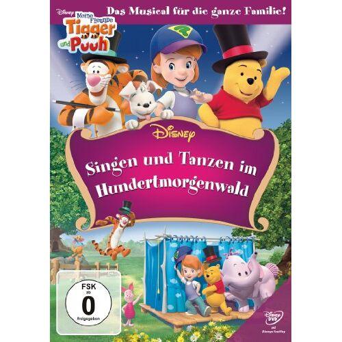 - Meine Freunde Tigger und Puuh: Singen und Tanzen im Hundertmorgenwald - Preis vom 18.06.2021 04:47:54 h