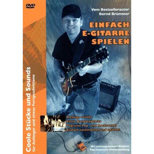 Bernd Brümmer - Einfach E-Guitarre lernen - Preis vom 22.06.2021 04:48:15 h