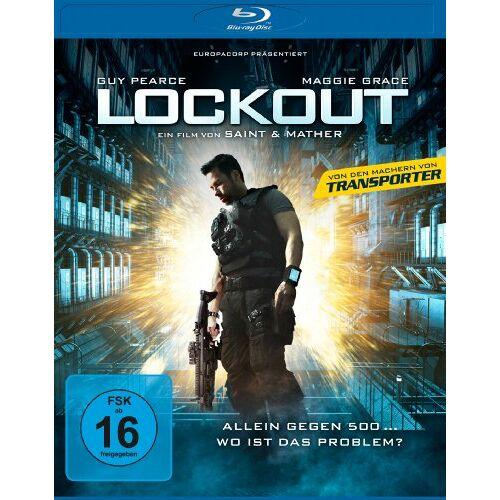 James Mather - Lockout [Blu-ray] - Preis vom 12.06.2021 04:48:00 h