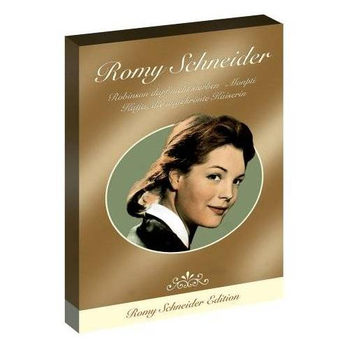 Romy Schneider - Romy Schneider [3 DVDs] - Preis vom 02.08.2021 04:48:42 h