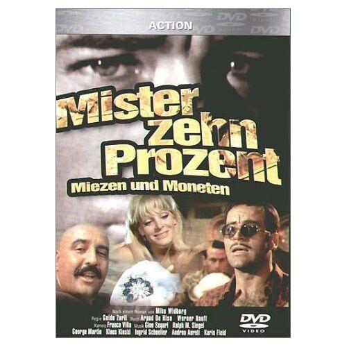Guido Zurli - Mr. 10 Prozent - Miezen und Moneten - Preis vom 14.06.2021 04:47:09 h