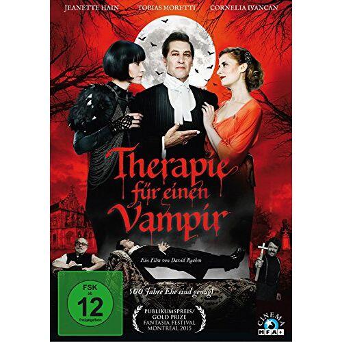 David Ruehm - Therapie für einen Vampir - Preis vom 13.10.2021 04:51:42 h