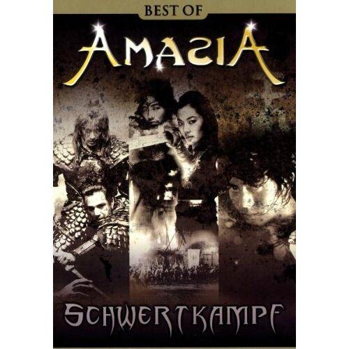 - Best of Amazia - Schwertkampf [3 DVDs] - Preis vom 13.06.2021 04:45:58 h