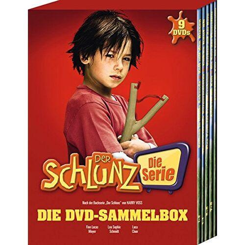 - Der Schlunz - Die Serie, 9 DVDs - Preis vom 17.06.2021 04:48:08 h