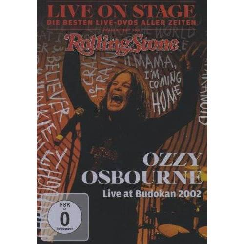 Jeb Brien - Ozzy Osbourne - Live at Budokan - Preis vom 16.10.2021 04:56:05 h
