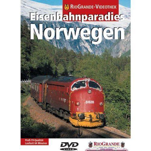 RioGrande - Eisenbahnparadies Norwegen - Preis vom 25.07.2021 04:48:18 h