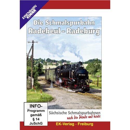 - Die Schmalspurbahn Radebeul - Radeburg - Preis vom 17.06.2021 04:48:08 h
