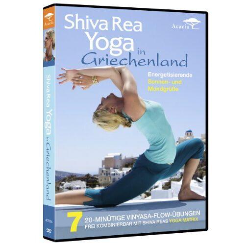 Shiva Rea - Yoga in Griechenland - Preis vom 13.06.2021 04:45:58 h