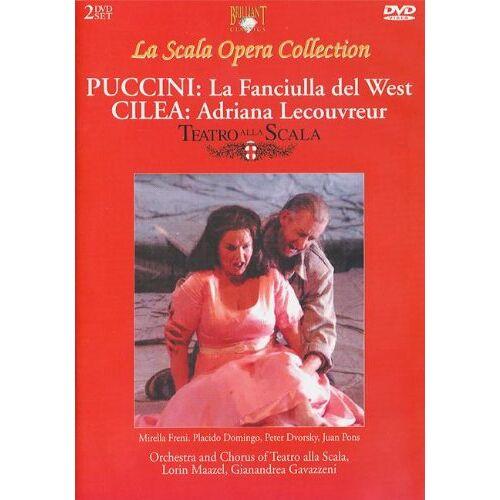 Puccini: La Fanciulla / Clea - Puccini: la Fanciulla... Cilea: Adr - Preis vom 14.06.2021 04:47:09 h