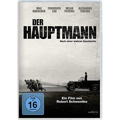 Max Hubacher - Der Hauptmann - Preis vom 11.06.2021 04:46:58 h