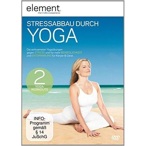 Ashley Turner - Stressabbau durch Yoga - Preis vom 23.07.2021 04:48:01 h