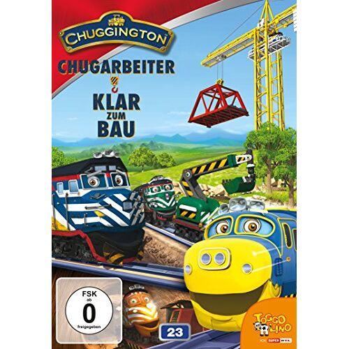 Sarah Ball - Chuggington 23 - Chuggarbeiter: Klar zum Bau! - Preis vom 19.06.2021 04:48:54 h